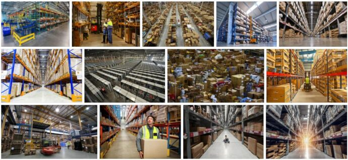 Chaotic Warehousing 1