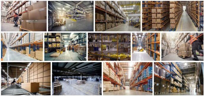 Chaotic Warehousing 3